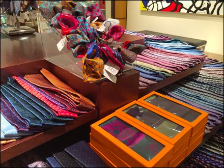 Informal Pocket Square Jumble