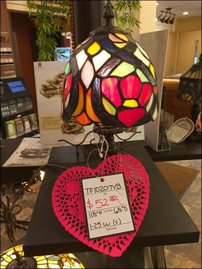 Tiffany Dome Lamp Valentines Pricing