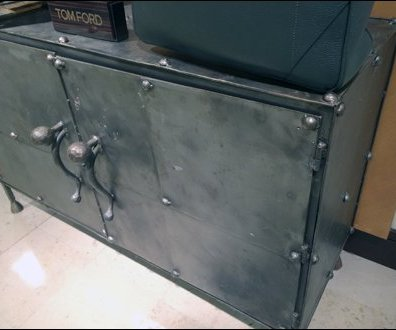 Tom Ford Metal Cabinet 2