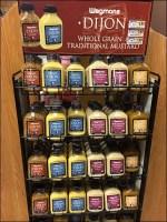Dijon Mustard Gravity-Feed in Reverse