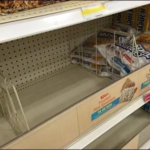 Divider On-Shelf Adjustability