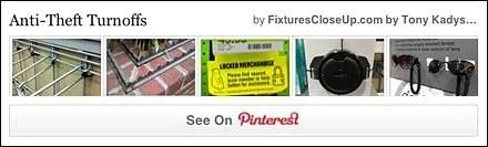 Anti Theft Turnoffs Pinterest Board on Fixtures Close Up