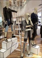 BCBG Ladders Front View