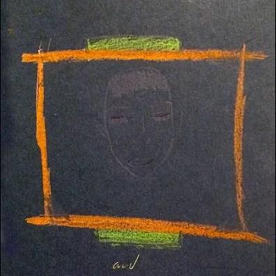 Moleskine Black Page Album Closeup