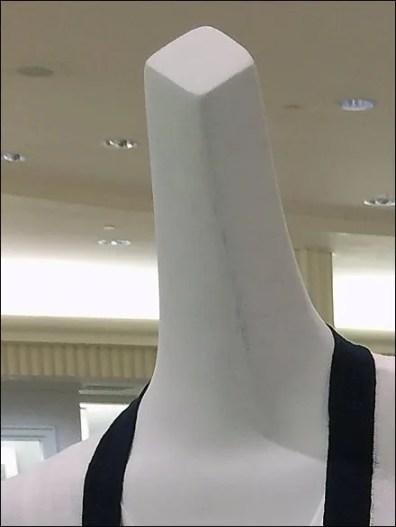Square Necked Mannequin 4