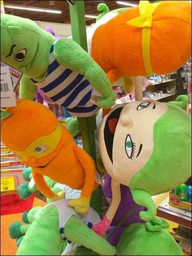 Sprowtz Vegetable Super Heroes