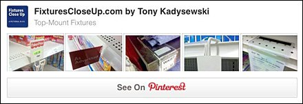 Top-Mount Fixtures Pinterest Board