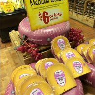 Wegman's Gouda Cheese Wheels 2