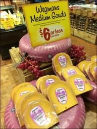 Wegman's Gouda Cheese Wheels 2