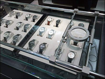 Bi-Directional Watch Magnifier