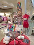 Dylan Lauren Does Easter Candy Display