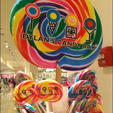 Dylan's Department Store Lollipops Detail