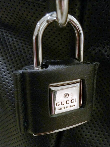 Gucci Branded Security Lock