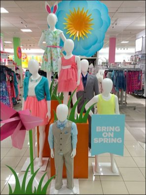 JCPenny Bring On Spring 2
