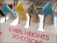 Manolo Blahnik 5 Heights 20 Color Shoes 3