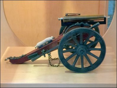 Michael's Fat Boy® Gun Carriage Merchandising