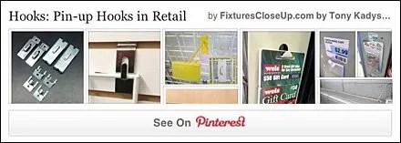 Pin-Up Hooks Pinterest Board for FixturesCloseUp