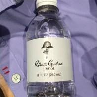 Robert Graham Bottles Water Aux