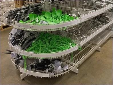 Round-End Endless Basket Island at Ikea 2