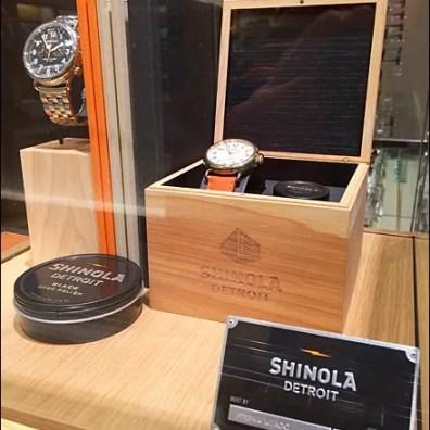 Shinola Museum Case Main