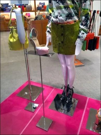 Shoe Pedestal 1