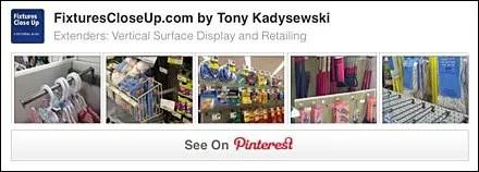 Vertical Surface Extender Pinterest Board