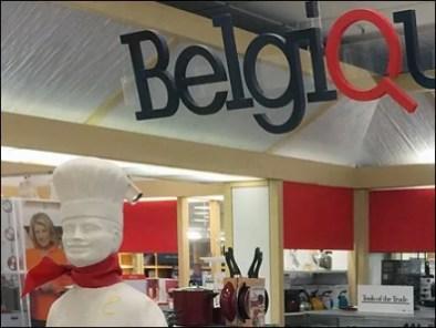 Belgique Chef Brands Department 3