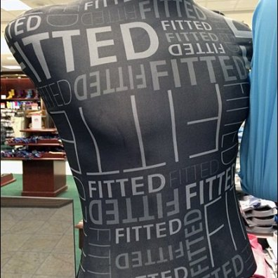 Alfani® Men's Fitted Dress Form Main