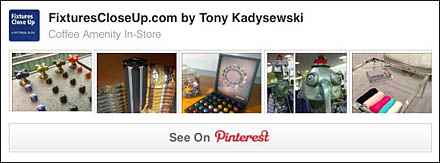 Coffee Amenity In-Store Pinterest Board