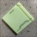 Corian Tip-on Tile Sample Display