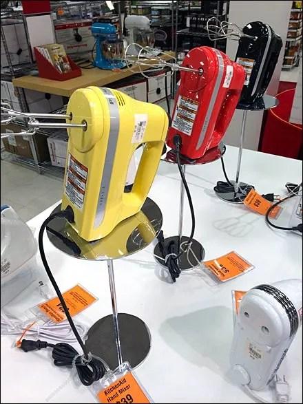 Hand Mixer Pedestals Main