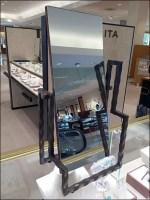 Ippolita Mirror Stand Asymmetry