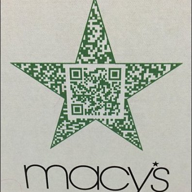 Macys Individualized QR Code 2