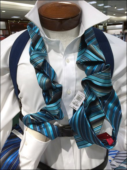 Men's Ties Twisted Main