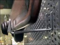Perforated Metal Fan Blade Hook 3