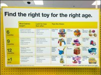 Toy Selection Aid by Age 1