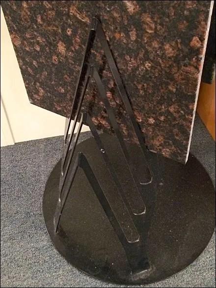 V-Slot Tile Tower Display