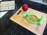 Apple Corer Food Prop Overall