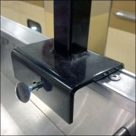 Bag Dispenser Cashwrap C-Clamp