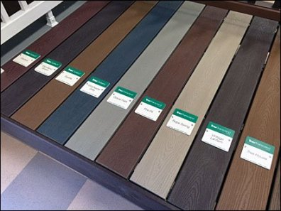 Color-Coded Deck Display