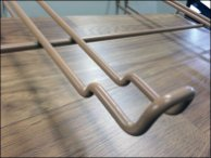 Declined Hook Arm Trays for Flooring 3