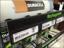 DuraCell Multi-Channel Label Strip 2