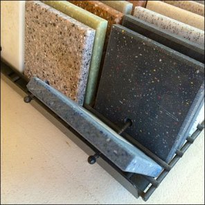 Flip-Front Open Wire Tile Samples 3