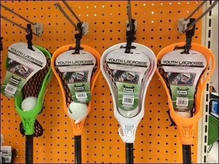 Lacrosse Fixtures and Merchandising