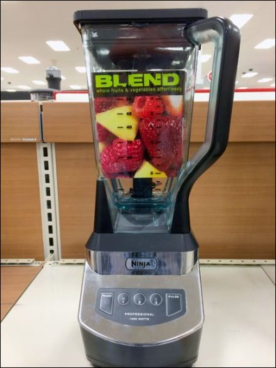 Ninja Blender POP Goes Full Color Overall