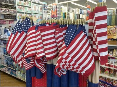 Retail Patriots In-Store Display