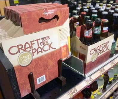 Wegmans Craft Your Own Craft Beer 2
