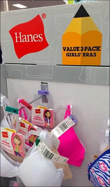 Back-to-School Bra Sale Main