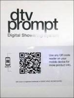 DTV Digital Shower QR Code 1
