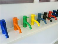 Fantini Faucet Color Array